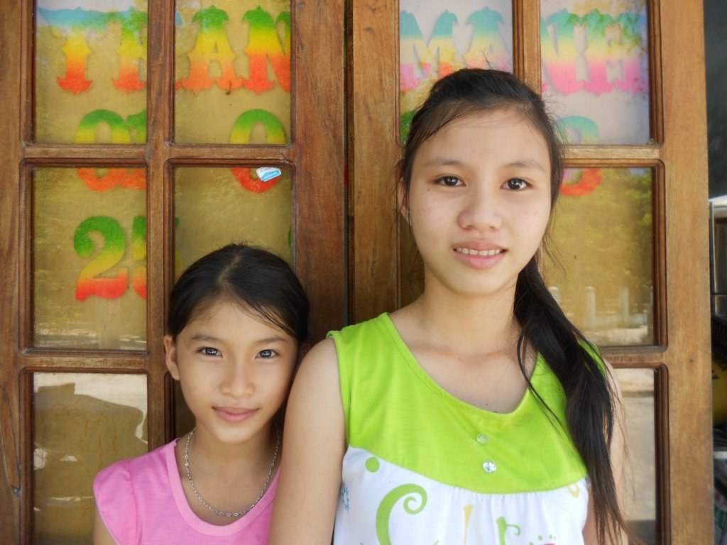 EDUCATING DISADVANTAGED GIRLS IN CENTRAL VIETNAM