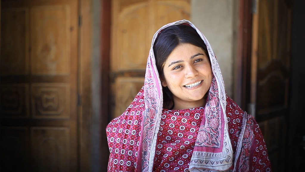 Asma - project beneficiary
