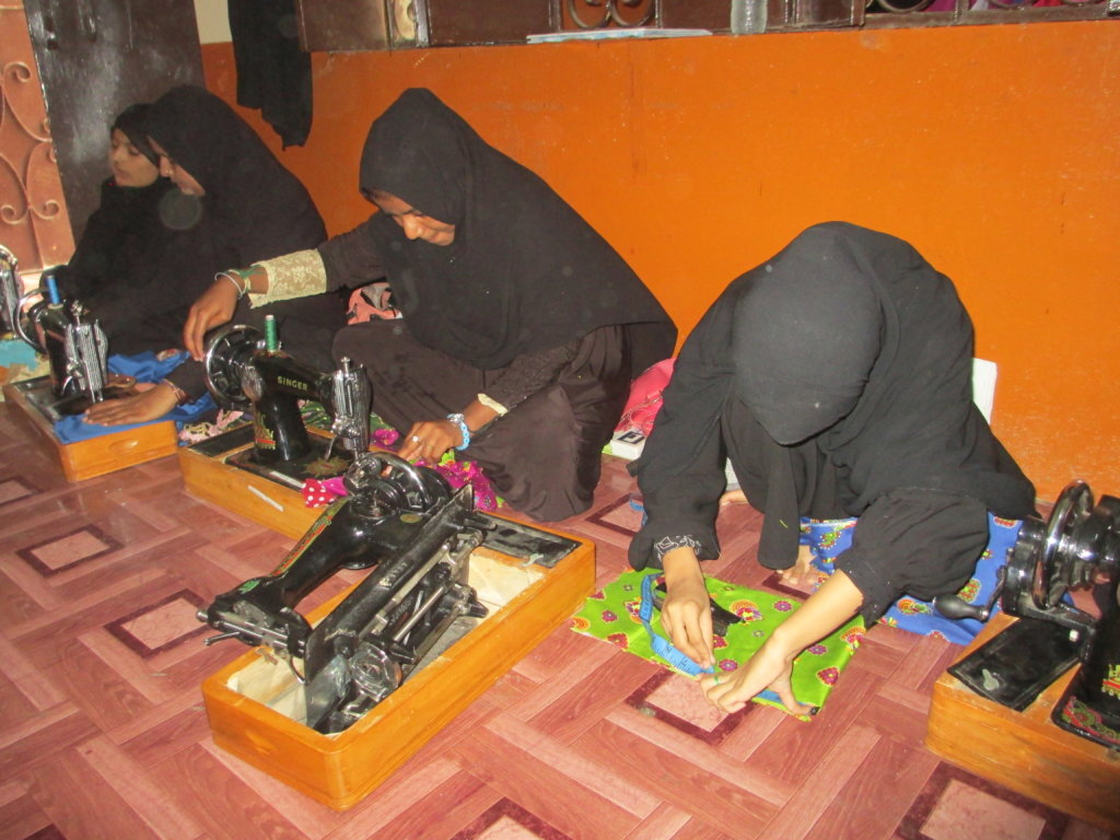 Orphan Girls Empowerment through Vocational Skills