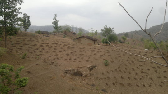 Village where their is no electricity