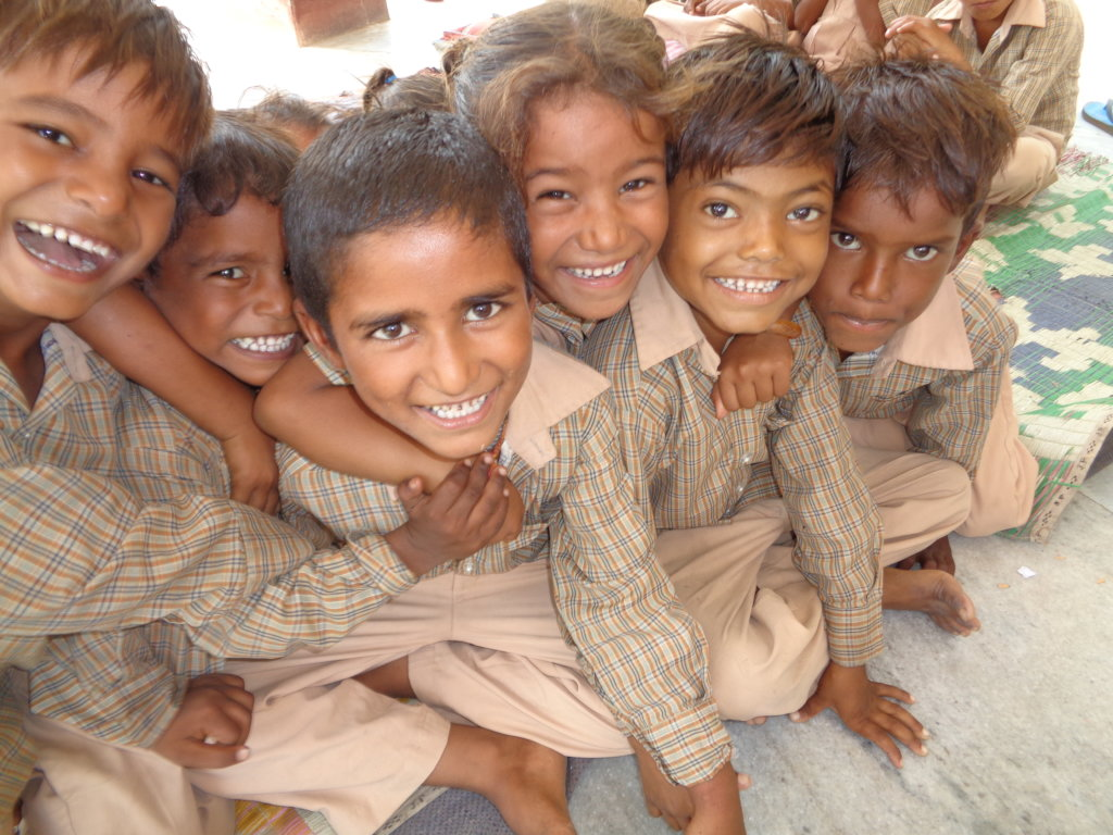 Pahal - Educating underprivileged children