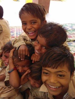 Pahal - Educating underprivileged children