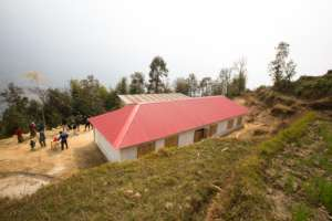Completed Sewalung School