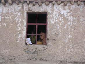 Glass--less window
