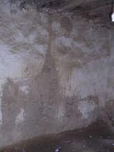 Schoolroom wall
