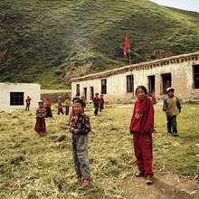The Jherekhe School Yard