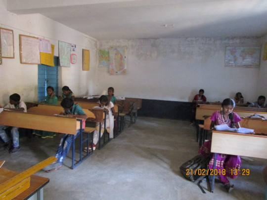 Students' Assessment at Chikkahosahalli