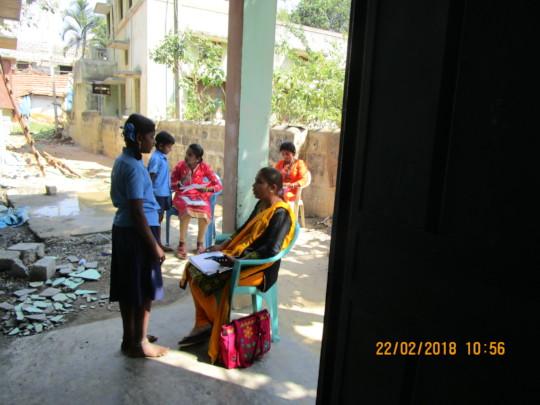 Oral Assessments by Senior Coordinators