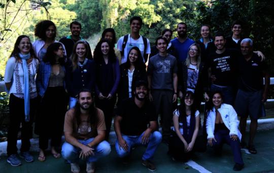 Teaching for trees in Brazil