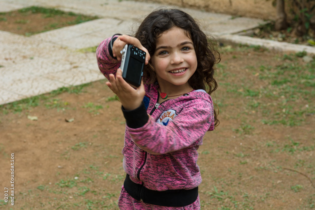Heal Syrian Refugee Children Through Photography