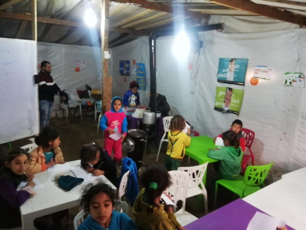 Medical and psychosocial support for refugees