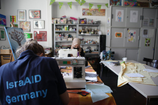 Rehabilitation Support For Refugees in Germany