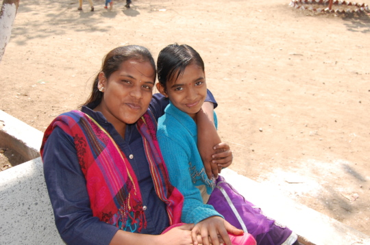 Sangeeta leads a team of over 20 teachers