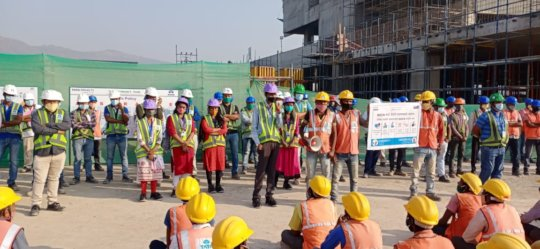 Supporting migrant workers