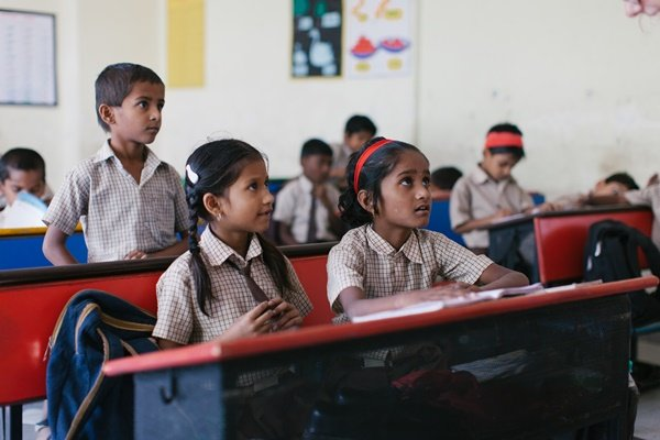 Help Educate Girls in India