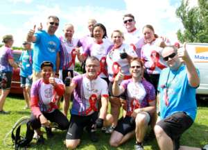 PWA's Friends For Life Bike Rally