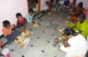 Sponsor Dinner for 40 Underprivileged Children