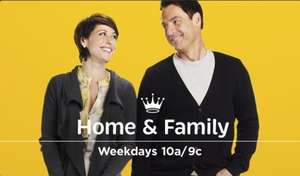 Home & Family From the Hallmark Channel