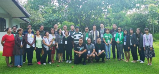 LSEED Learning and Organizing Workshop