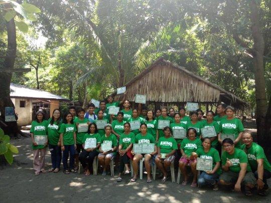 Participants Complete the 3-Day  Workshop