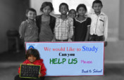 Give Educational materials To needy children