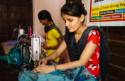 Empowering Poor Girls with Skills Development