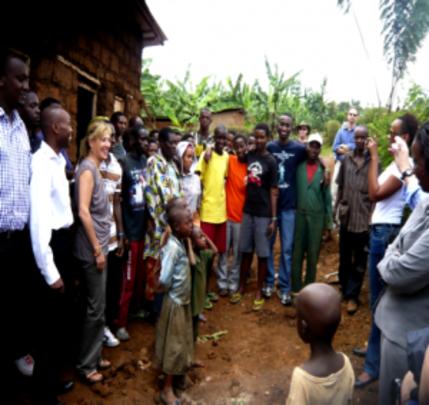 Rebuilding a hopeful future for Rwandan orphans