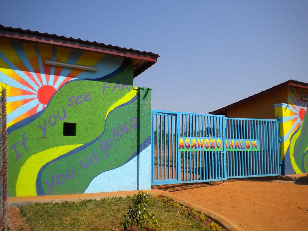 The Gates of Agahozo-Shalom