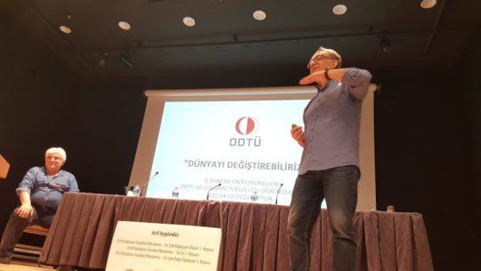 Mr.Demiral explained what is coaching support