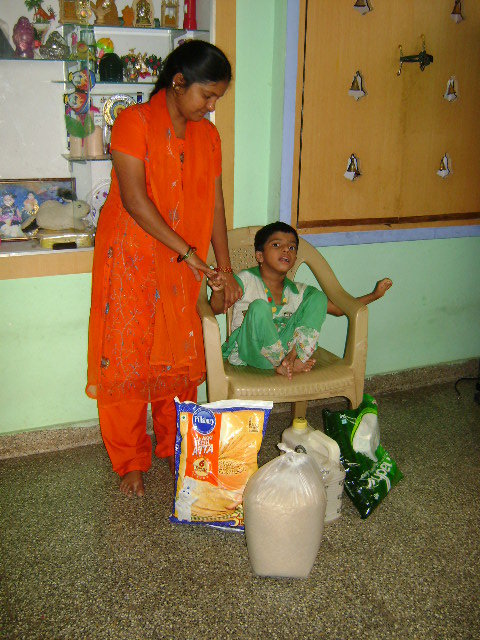 Provide a home to 150 special children in India