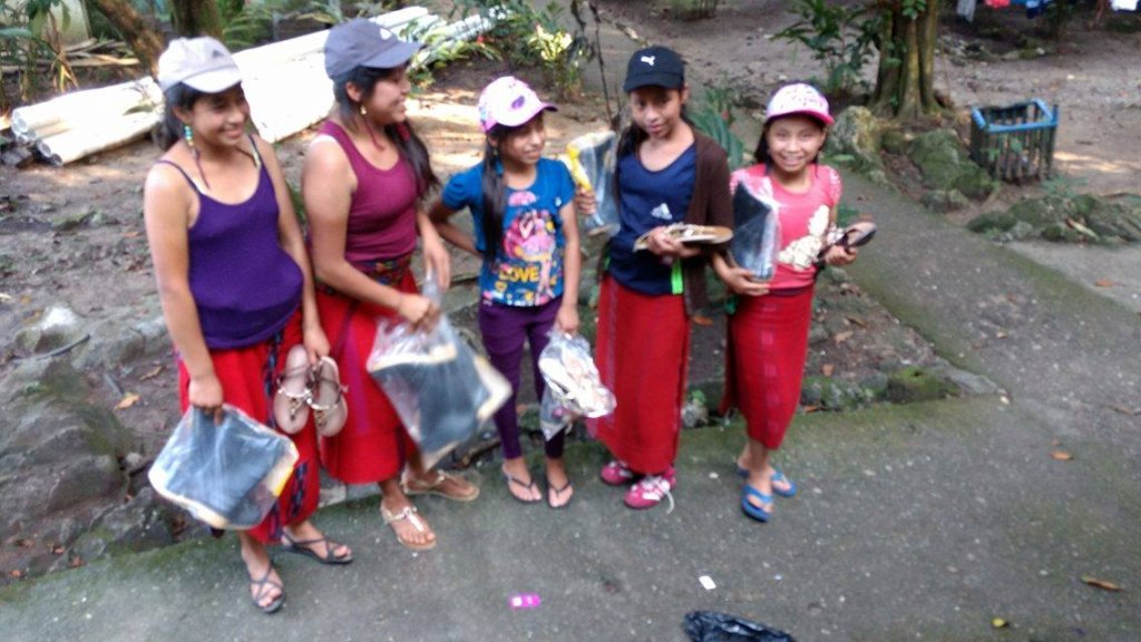 Girls Need New Clothes to Wear in the Hot Jungle