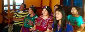 Chajul parents see photos, video and messages