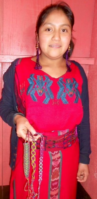 IXIL DESIGNS ARE TAUGHT BY OUR MOTHERS