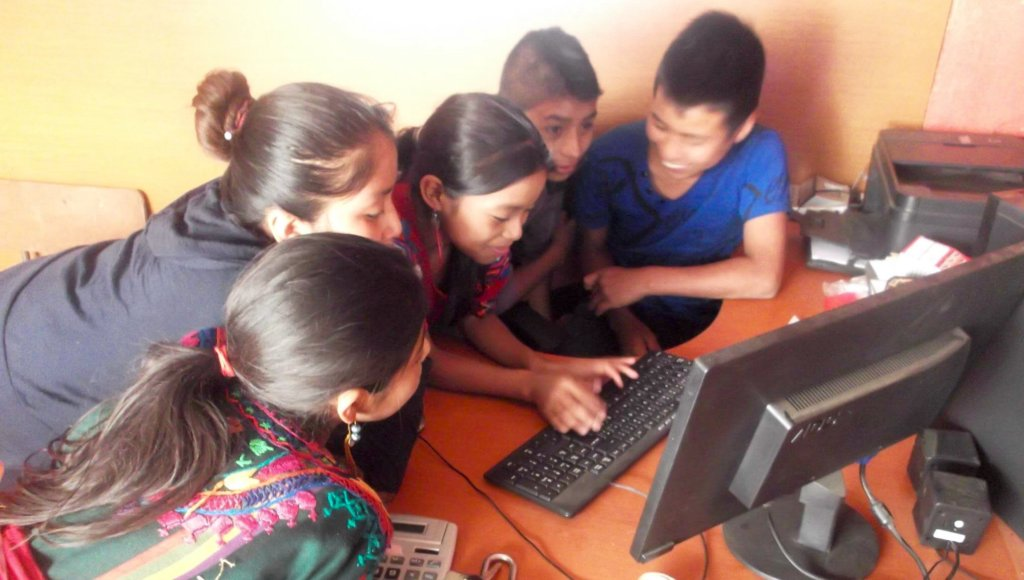 First Touch: Leaping Digital Divide