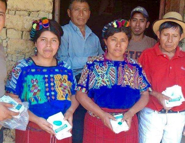 Seed Programs International  donates to parents