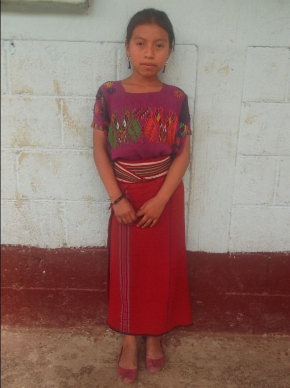 Ana from Chel  Read Her Story in the Report