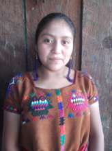 Maria: team leader at Ak Tenamit Vocational School