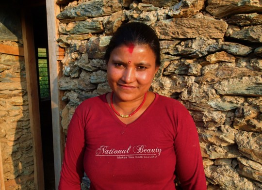 Bandita is a passionate project participant