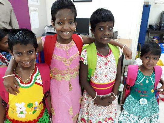Srimathy, Shantha, Shobia & Narmatha