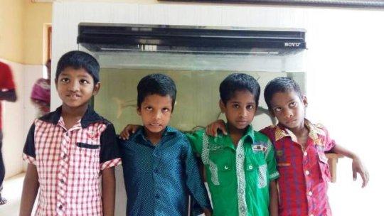 Anubam, Naresh, Madavan & Sridhar