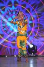 Shantha enchants the crowd!