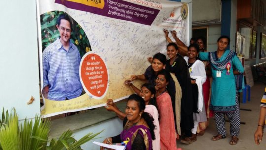 Campaign at the College