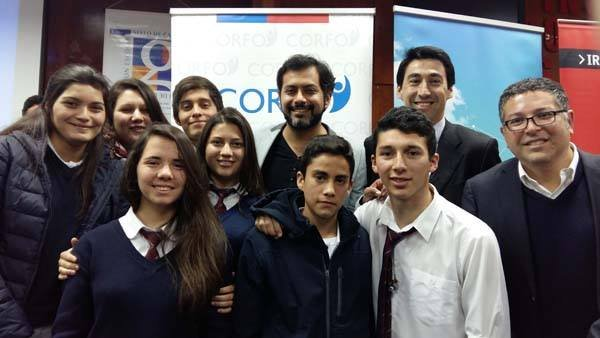 Train 1,250 Chilean students through innovation