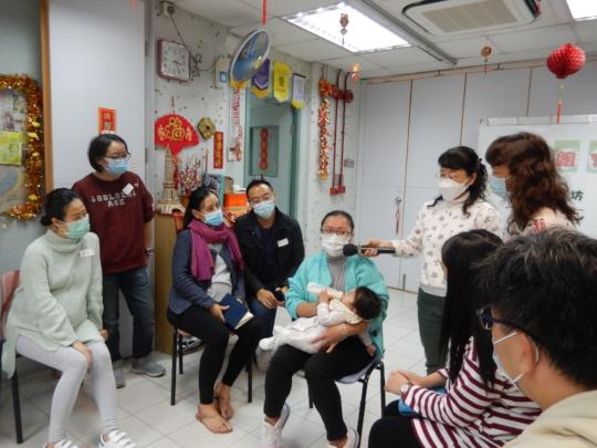 Prenatal Feeding Training Workshop 2