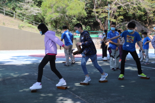 Ice breaking Game_Youths Adventure Trip