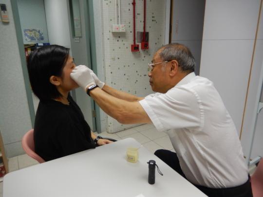 Provision of Nasal Splints (1)