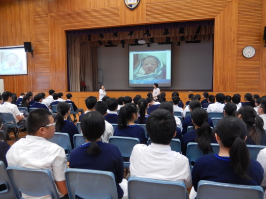 """""""Life Education Session"""" at Schools (1)"""