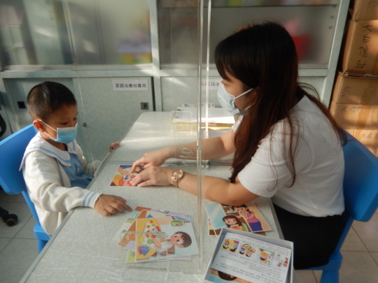 Infection Prevention for Resident Speech Therapy
