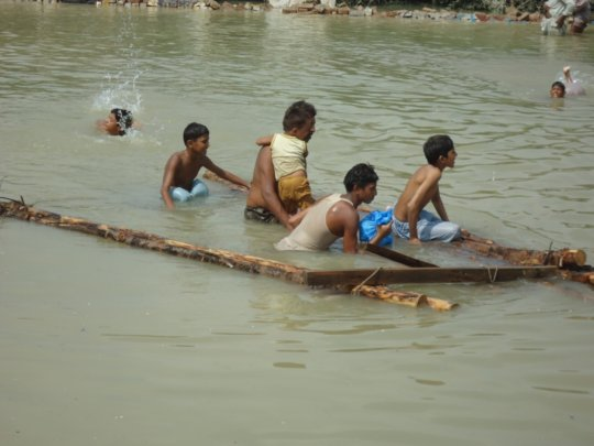 Help people Survive Flood Emergency in Pakistan