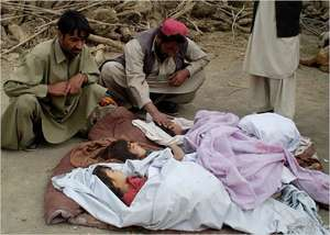 GlobalGiving Relief Fund for Pakistan Earthquake